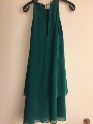 Coast Kleid grün Größe 34