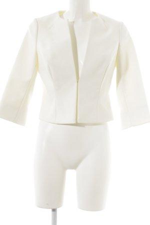 Coast Blazer corto beige chiaro stile professionale