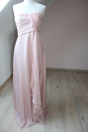 Coast  Maxikleid rose Gr. 10 Seide neu Brautjungfer