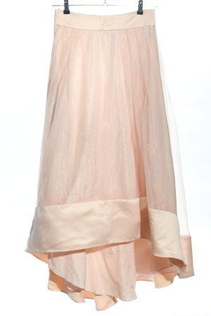Coast Maxi Skirt cream elegant