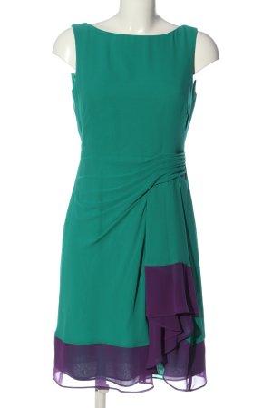 Coast Minikleid türkis-lila Elegant