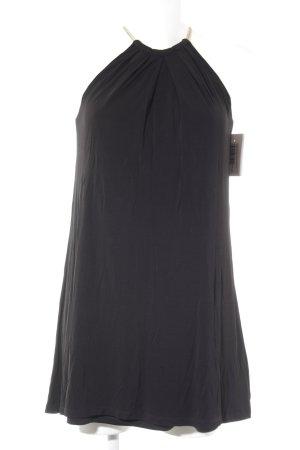 Coast Minikleid schwarz-goldfarben klassischer Stil