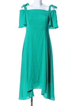 Coast schulterfreies Kleid türkis Elegant
