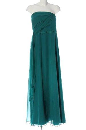Coast schulterfreies Kleid grün Elegant