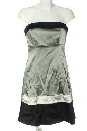 Coast schulterfreies Kleid Streifenmuster Elegant