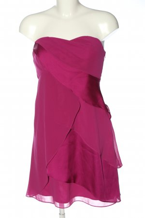 Coast schulterfreies Kleid pink Elegant