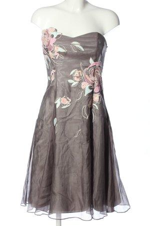Coast schulterfreies Kleid Blumenmuster Elegant