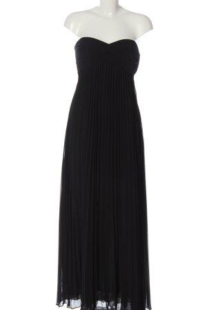 Coast schulterfreies Kleid schwarz Elegant