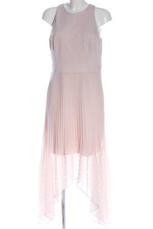 Coast Robe bas asymétrique rose style décontracté