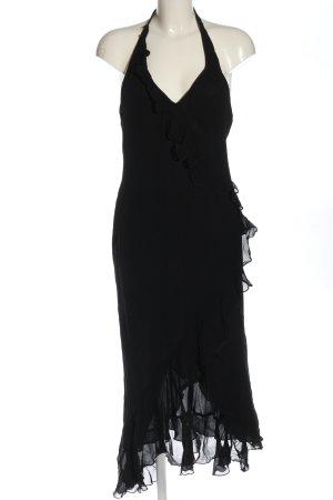 Coast Vokuhila-Kleid schwarz Elegant