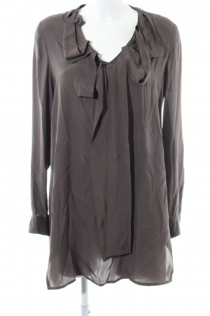 Coast Weber & Ahaus Tie-neck Blouse brown casual look