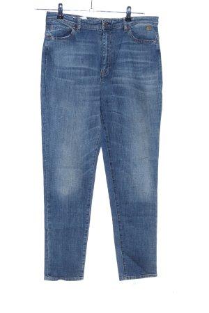 Coast Weber & Ahaus Slim Jeans blau Casual-Look