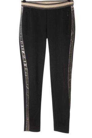 Coast Weber & Ahaus Jersey Pants black casual look