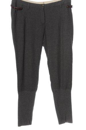 Coast Weber & Ahaus Jersey Pants light grey flecked casual look