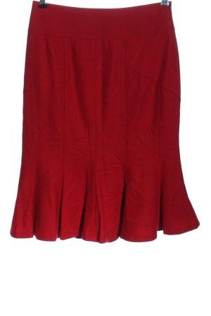 Coast Gonna di lana rosso elegante