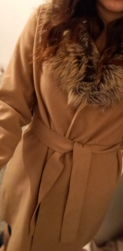-8- Venice Coat Dress light brown-brown