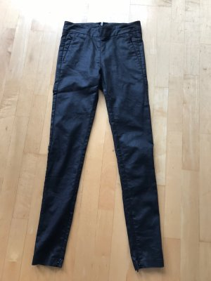 Coated skinny French Connection pants