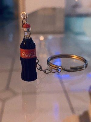 Coca Cola Mini Flasche Schlüsselanhänger