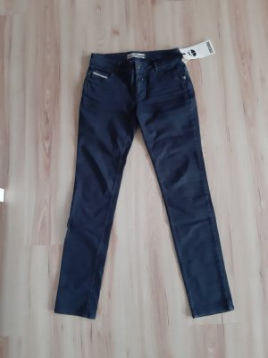Coccara Jeans Stretch dunkelgrau Libelle Neu Gr.27 S 36