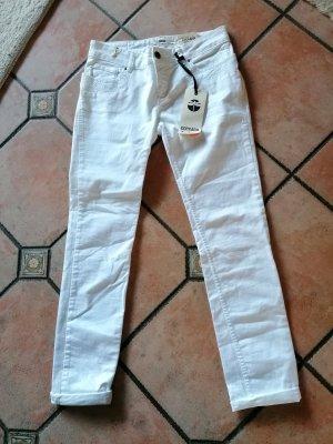 Coccara Stretch Jeans white