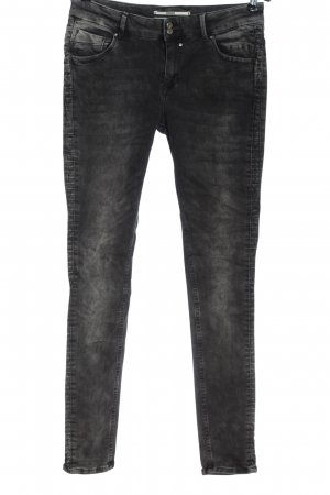 Coccara Tube Jeans light grey casual look