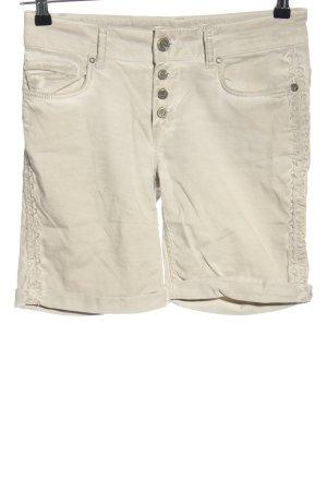 Coccara Shorts hellgrau Casual-Look
