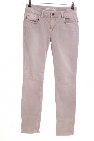 Coccara Jeans a gamba dritta rosa stile casual