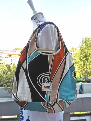 COCCINELLE 70er Style Sommertasche top!!!