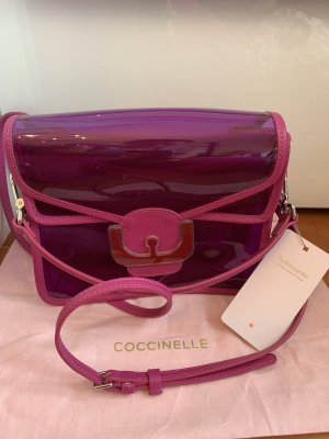 Coccinelle Ambrine Crystal Crossbody ultra violet