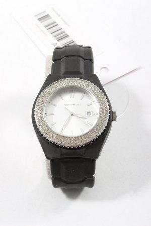 Coccinelle Analog Watch black-silver-colored casual look