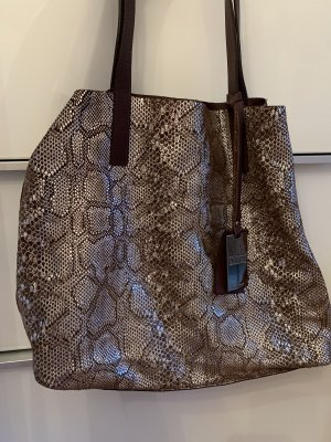 Coccinelle b Life bag limited edition snake