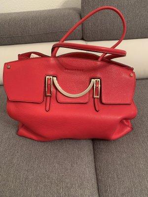Coccinelle Shopper raspberry-red-magenta