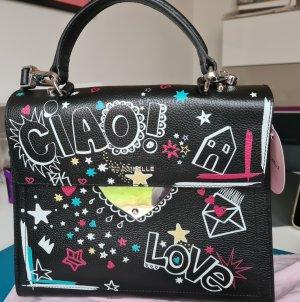 COCCINELLE bag Tasche Love comic
