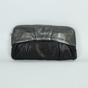 Coccinelle Clutch schwarz silber (19/12/122)
