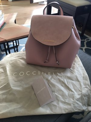 Coccinelle Pouch Bag dusky pink-pink