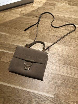 Coccinelle Handbag Suede Beige