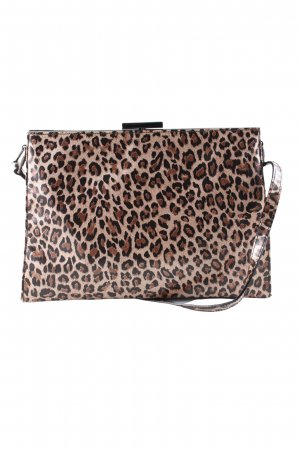 Coccinelle Handtasche Animalmuster Casual-Look