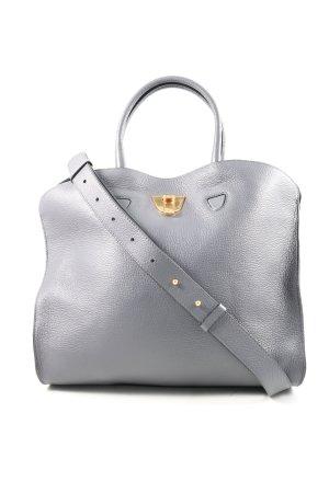 """Coccinelle Handtasche """"Handbag Grained Leather"""" hellgrau"""