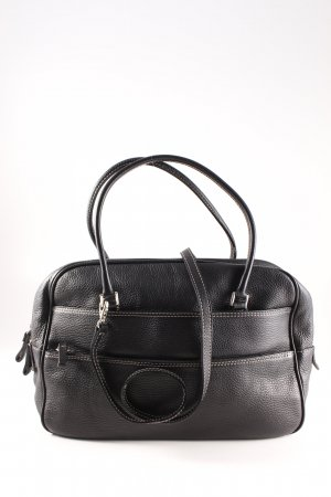 Coccinelle Handtasche schwarz Casual-Look