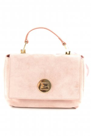 Coccinelle Henkeltasche creme Business-Look