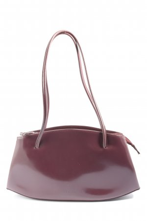Coccinelle Schultertasche lila Casual-Look