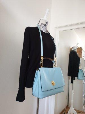 Coccinelle Leder Tasche Handtasche Umhängetasche  Neupreis 348€