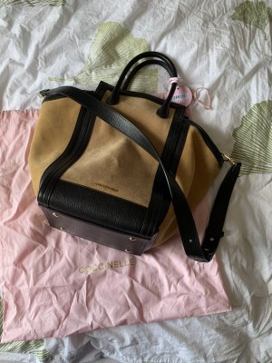 Coccinelle Madelaine Suede Shopper