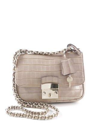 Coccinelle Mini Bag cream simple style