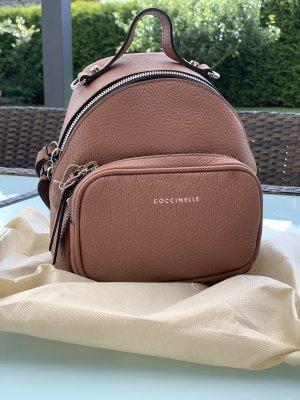 Coccinelle Kindergarden Backpack cognac-coloured-camel
