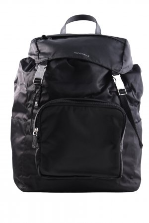 Coccinelle School Backpack black casual look