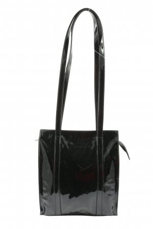 Coccinelle Schultertasche schwarz Elegant