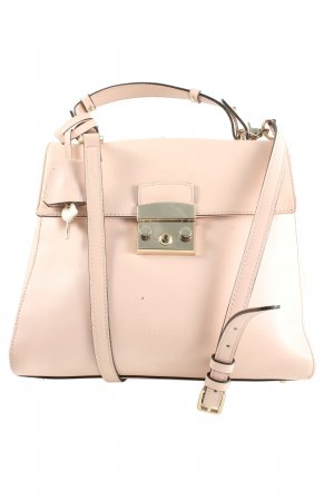 Coccinelle Schultertasche pink Casual-Look