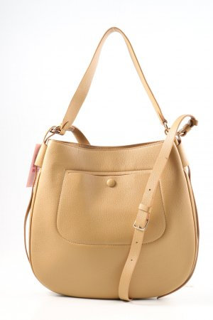Coccinelle Schultertasche nude Casual-Look
