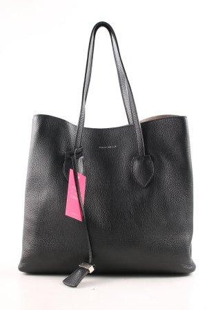 "Coccinelle Schultertasche ""Celene Shoulder Bag Noir/Taupe"" schwarz"